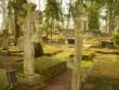 Kudjape kalmistu. Foto: Riina Pau. Kuupäev  17.04.2006