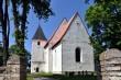 Ridala kirik, vaade idast. Foto: Tõnis Padu, 10.06.2012