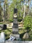Pindi kalmistu. Foto Tõnis Taavet, 08.05.2012.