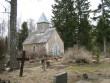 Hanila kalmistu kabel 12.04.2012