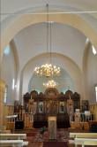 Apostliku õigeusu kirik, interjöör, vaade itta Tõnis Padu foto, 12. juuni 2012