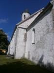 Harju-Risti kirik. Foto: Kadri Tael 7.06.2012