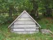 Uustalu kapaga kaev : reg. nr. 15886, vaade põhjast  Autor Anne Kaldam  Kuupäev  18.08.2007
