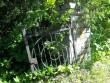 Värav Käru kalmistu sissesõidul. K. Klandorf 22.06.2012