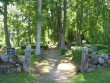 Vaade Papi kalmistule Foto 21.06.2012 Anne Kivi