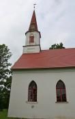 Saarde kirik. Foto: S. Sombri, 24.06.2012.