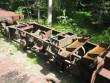 Lokomootori raam. Foto: Silja Konsa 28.06.2012