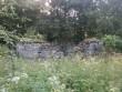 Harju-Madise vana kalmistu kabeli vare. Foto: Kadri Tael 14.07.2012