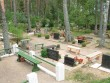 Obinitsa kalmistu. Foto Tõnis Taavet, 06.09.2011.