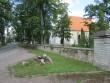 15648 Haljala kirikuaia piirdemüür , vaade läänepoolsele müürile. Anne Kaldam 31.07.2012