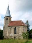 Paluküla kirik, vaade lõunast Autor Maarika Leis-Aste Kuupäev 16.07.1012