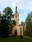Puski õigeusu kiriku varemed, vaade edelast Autor Maarika Leis-Aste Kuupäev 19.07.2012