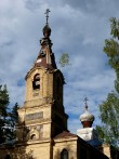 Puski õigeusu kiriku varemed, vaade lõunast Autor Maarika Leis-Aste Kuupäev 19.07.2012