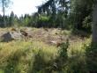 Vaade mälestisele põhjast. Foto: Ulla Kadakas, 14.08.2012.