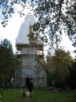 Pooleliolev tornikiivri restaureerimine, 02.10.2012, K. Pets