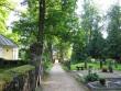 Sangaste kalmistu ning surnuaia kabel 1 ja 2 Foto autor M-L Paris 2011
