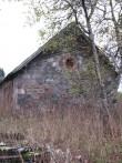 Aaspere mõisa vankrikuur, vaade idast. Foto: M.Abel 23.10.12