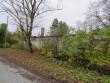 Aaspere mõisa pargi piirdemüürid, näha müüride põhjapoolne osa, mis kasvuhoone lähedal. 23.10.2012. ANNE KALDAM