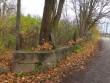 15775 Veltsi mõisa piirdemüürid, vaade läänestst lõunapoolsele piirdemüüir osale. 24.10.2012. Anne Kaldam