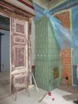 15977 Inju mõisa peahoone, vaade restaureeritavas vannitoas. Anne Kaldam 31.10.2012.