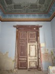 15977 Inju mõisa peahoone, vaade restaureerita vannitoa eesruumis. Anne Kaldam 31.10.2012.