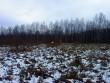 Vaade asulakohale kagust. Foto: Karin Vimberg, 01.11.2012.