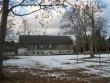 Taaliku mõisa peahoone fassaad (tagumine). Foto: Rita Peirumaa, 31.10.2012