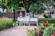 Helilooja Tšaikovski mälestuspink. T. Padu foto 8.08.2011