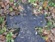 Rist Karuse kirikaias, detail. T. Padu foto 12. nov 2012