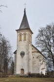 Hanila kirik. T. Padu foto 22. apr 2011