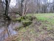 Arkna mõisa paistiigi maabumistrepp (15748), vaade kirdest. Foto: A.Kaldam, kuupäev 06.11.12