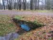 15747 Arkna mõisa kivisild 2 , vaade läänest. 06.11.2012 Anne Kaldam