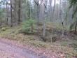 Kääbas reg nr 13722, vaade kagust. Foto: Karin Vimberg, 16.11.2012.