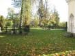 Haljala kirikaed, reg nr 5761. Vaade läänest. Foto: Ingmar Noorlaid, 07.10.2010.