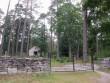 Kärla kalmistu värava ja kabeliga. Foto: Rita Peirumaa. Kuupäev: 27.06.2012