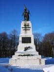 Vabadussõja mälestussammas, reg. nr 27126. Foto: M.Abel, kuupäev 17.01.2013