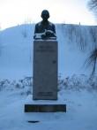 Friedrich Reinhold Kreutzwaldi monument, reg. nr 5773. Foto: M.Abel, kuupäev 17.01.2013