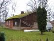 Vaade Polli mõisa ametnikemaja tagaküljele Foto Anne Kivi 22.11.2012