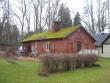 Vaade Polli mõisa ametnikemaja esiküljele Foto Anne Kivi 22.11.2012