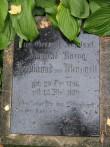 Ferdinand von Wrangeli (1797-1870) haud, reg. nr 5807. Vaade F. von Wrangelli hauaplaadile.  Foto: I. Raudvassar, kuupäev 17.09.2007