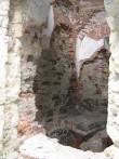 Lehtse mõisa peahoone varemed : reg. nr.15055, torn seest.  Autor Anne Kaldam  Kuupäev  13.09.2007