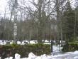 Lümanda kalmistu. Foto: Rita Peirumaa. 31.01.2013