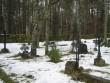 Lümanda kalmistu.Foto: Rita Peirumaa. 31.01.2013