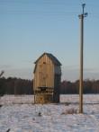 Kuusnõmme tuulik, 2013. Foto: Rita Peirumaa, 7.02.2013