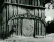 Fassaadi ehisfriis (ahtrikaunistus). Ventspils, 18. saj. ? (puit, nikerdatud) Foto: C.E.Kirchhoff 1942