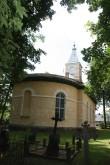 Räpina kirik. Foto: Sille Sombri (juuli 2011)