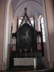 Pauluse kiriku altarimaal, Foto: Anne Kivi, 28.08.2008