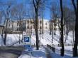 Lossi 38 tagantvaade Vallikraavi tänavalt. Foto Egle Tamm, 12.03.2013.