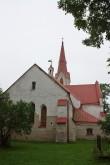 Juuru kirik. Foto: S. Sombri; 28.08.2012