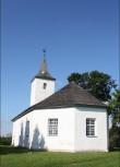 Pühajõe kirik. Foto: S. Sombri 19.08.2011